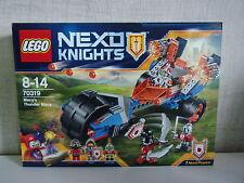LEGO NEXO CABALLEROS 70319 macy's THUNDER MACE - NUEVO Y EMB. orig.