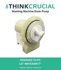 REPL LG Washing Machine Drain Pump/Motor 4681EA2001T WM2650HRA WM8000HVA