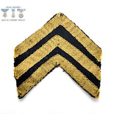 Early 20Th Century Military Or School Chevron Stripe Insignia Approx. 4.5� Wide