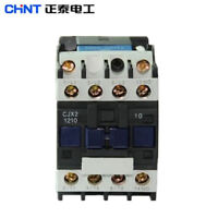 1PC Chint CJX2-1210 AC Contactor Voltage AC110V