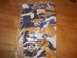 NFL LOS ANGELES RAMS Camo Cargo Pants Size 34W X 34L Men's NWT
