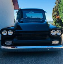 Vend GMC APACHE Pick-up 1959 noir