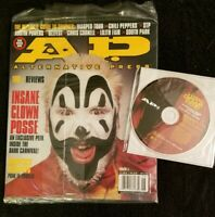 Insane Clown Posse - A.P. Magazine w/ Dirt Ball CD rare dark lotus twiztid icp