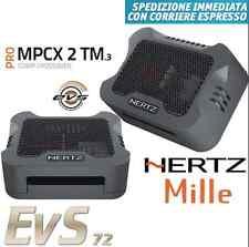 Hertz MPCX 2 TM.3 PRO Coppia Crossover Passivi Mille Pro Medio Alta MEDI E TW