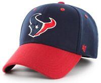 Houston Texans NFL '47 Two Tone Contender Flex Stretch Fit Hat Cap Adult OSFA