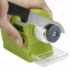 Professional Electric Knife Sharpener Swifty Sharp Motorized Knife Sharpener