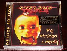 Cyclone Temple: My Friend Lonely + Building Errors - Deluxe Edition CD 2012 NEW
