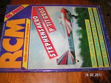 RCM n°43 Fokker DVII Blitz