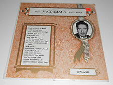JOHN MCCORMACK SINGS SONGS Sealed New Mint Scala 843 still In Shrink