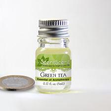Green tea Essential Fragrance Oil Aromatherapy Spa 5ml.