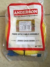 LC - SC SM Duplex Fibre Optic Cable (40M)
