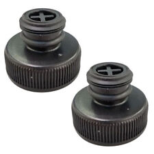 2 X 2038413 - Bissell 2 Pack Cap and Insert Assembly for Powerfresh Steam Mops