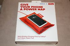 Brandneues Nokia Qi Wireless Charging Pillow by Fatboy rot
