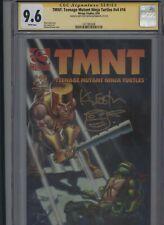 TMNT: Teenage Mutant Ninja Turtles #v4 #16 CGC 9.6 SS Eastman 2004 REMARKED