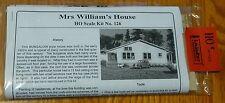 American Model Builders, Inc HO #126 Mrs William's House (kit Form)