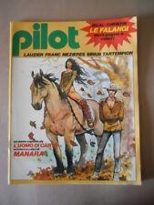 PILOT n°2 1982 rivista di comics fumetti   [G793]