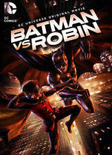 Batman vs. Robin, DVD