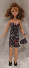 "COURTNEY, Skipper, Tinker Bell 10"" Doll Clothes #06 Dress, Necklace & Purse Set"