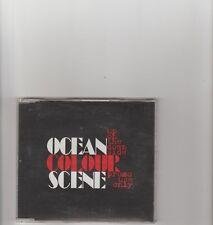 Ocean Colour Scene- Up On The Down Side UK promo cd