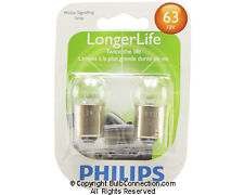 NEW Philips 63 Automotive 2-Pack 63LLB2 Bulb