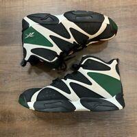 Reebok Kamikaze 1 Mid Seattle SuperSonics Basketball Shoes Sz 11 Used V60362