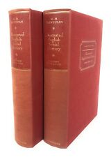 Illustrated English Social History Volumes 1-4 GM Trevelyan In Slip Case