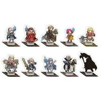 Fire Emblem Heroes mini acrylic Figure Collection vol.8 BOX 10 full set JAPAN