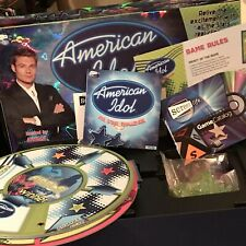 American Idol -All Star Challenge DVD Game Hosted by Ryan Seacrest Free Shipping