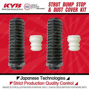 2x Front Strut Bump Stop + Dust Cover Kit for Nissan X-Trail T30 QR25DE 2.5L 4WD