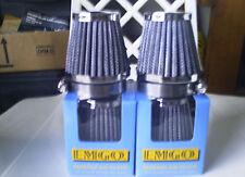 4 NEW YAMAHA XS1100,XJ1100,FJ1200 PERF AIRFILTERS