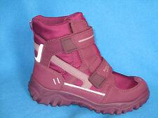 Superfit Winterstiefel; Boots Gr. 34; pink-lila (rapsberry)