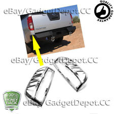For 2005-2010 2011 2012 2013 2014 2015 Nissan Frontier Chrome Tail light Cover
