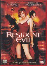 Resident Evil (2002) DVD - EX NOLEGGIO