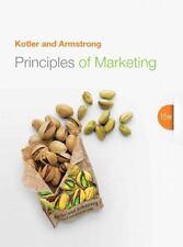 Principles of Marketing 15th International Edition