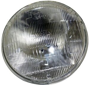 """2X GE General Electric 7"""" Round Headlight - #H5024 H6024LL 12V 3 Post Connection"""