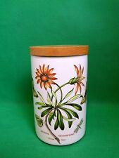 Portmeirion Botanic Garden African Daisy Storage Jar