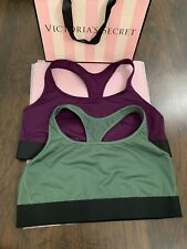 Victoria Sport The Player Racerback Sport Bra Set by Victoria's Secret Size Xl
