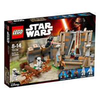 LEGO STAR WARS 75139 Battle on Takodana | Brand New Sealed