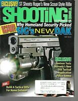 SHOOTING TIMES Magazine May 2005 Why Homeland Security Picked SIG's New DAK