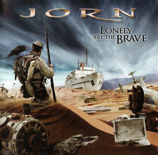 JORN - LONELY ARE THE BRAVE (+1 Bonus)(2008) CD=RARE= Jewel Case+FREE GIFT Lande