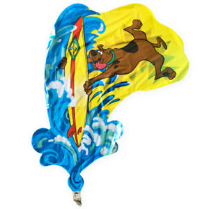 SCOOBY-DOO Surfing SUPERSHAPE FOIL MYLAR BALLOON ~ Birthday Party Supplies Decor