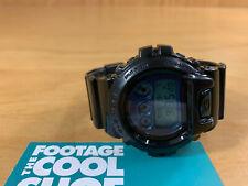 STUSSY CASIO G-SHOCK 30TH ANNIVERSARY MEN'S DIGITAL WATCH DW-6900ST BLACK BLUE