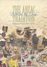 1990 The Anzac Tradition: Between the Lines by Dawn Mendham Book Paperback