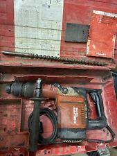 Hilti Te 76 Combo Hammer Drill Chisel Testedworking Ed4u 8205