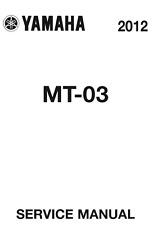 2006-2014 MT-03 660cc YAMAHA REPAIR SERVICE WORKSHOP MANUAL PDF DOWNLOAD