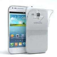 Ultra Slim Cover für Samsung Galaxy S3 Mini TPU Case Silikon Hülle Transparent