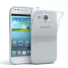 ULTRA SLIM COVER PER SAMSUNG GALAXY s3 Mini Case in TPU Custodia in silicone trasparente