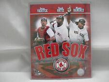 Boston Red Sox Photo File Jason Varitek David Ortiz Manny Ramirez Collectible