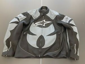 Alpinestars Troy Lee design Padded size XXL Gray/Black