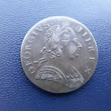 More details for 1774 george iii half penny free uk p&p